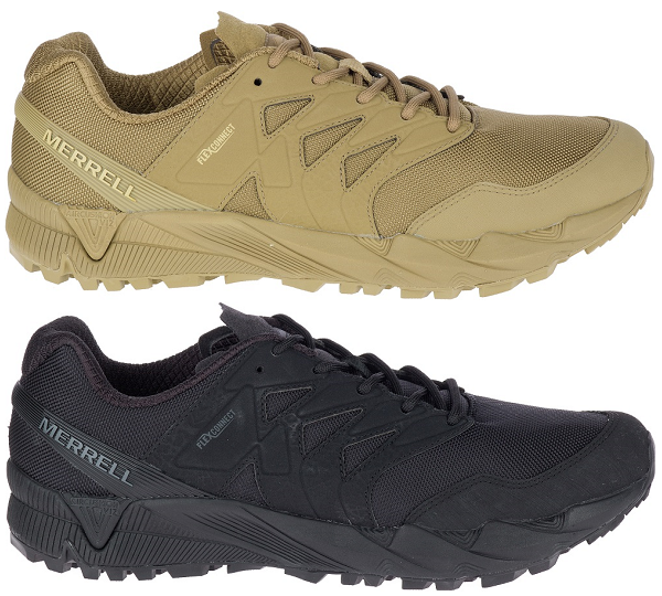 MERRELL Agility Peak Tactical Military Army Combat Combat Combat Desert Shoes Uomo All Size 46139c