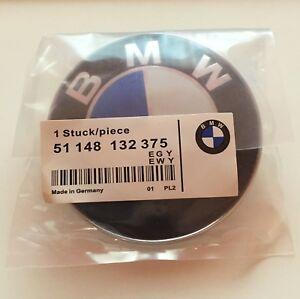 DE-OEM-Emblem-BMW-Auto-Motorhaube-82mm-Logo-Plakette-Roundel-Badge-Kofferraum