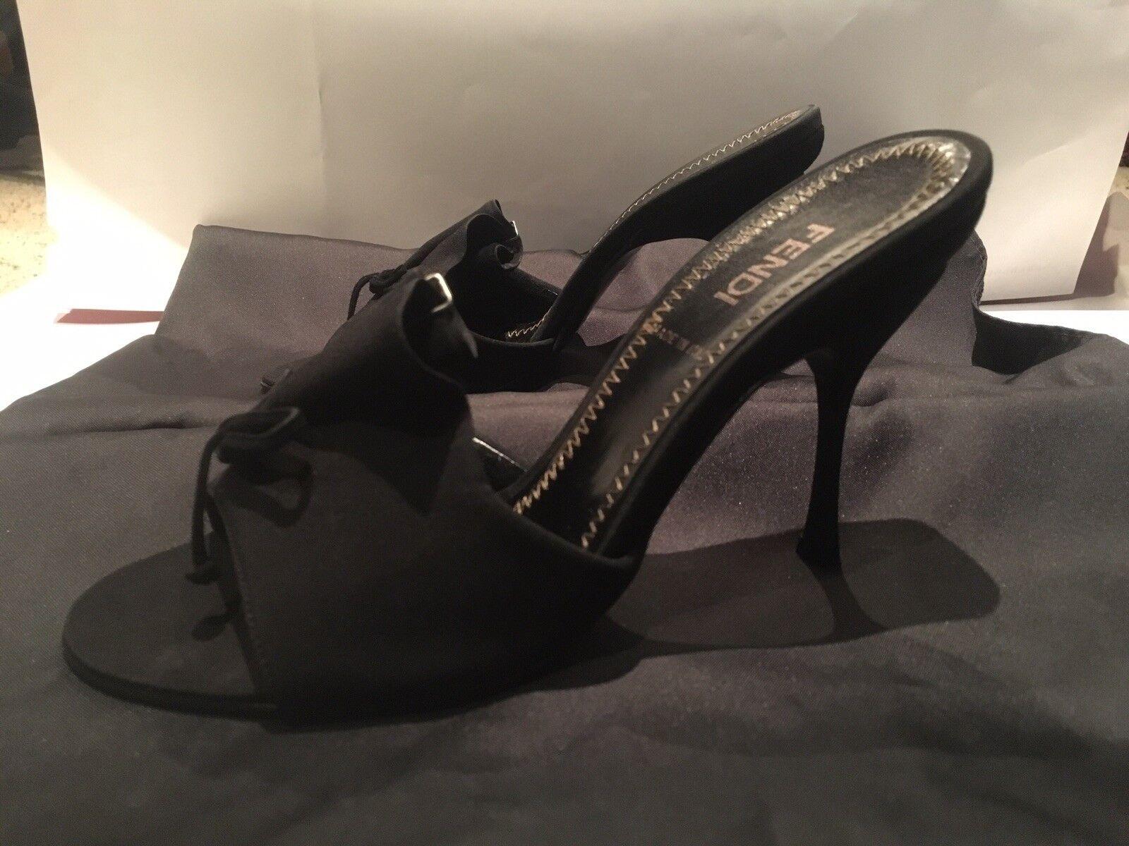 Fendi Women's High Heel shoes. Size 36. Brand New.