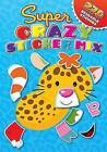 Super Crazy Sticker Mix Blue by Yoyo Books (Paperback, 2012)