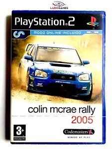 Colin-Mcrae-Rally-2005-PS2-Neuf-Scelle-Videojuego-Videogame-Scelle-Nouveau-Spa