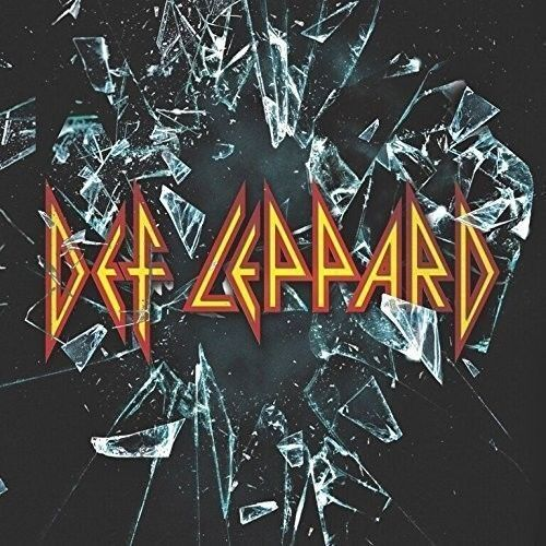 DEF LEPPARD  st 2015 brand new cd ( free shipping)