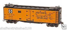 Intermountain # 46110 - 29  Santa Fe 40'  The Chief West Refrigerator Car HO MIB