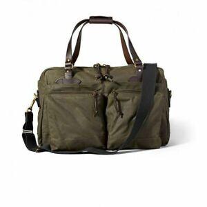 Filson Fil70328darktan 48 Hour Duffle Tan Weekend Overnight Bag