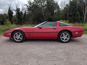 1990 Chevrolet Corvette ZR1