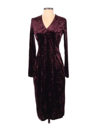Maggy London Women Red Cocktail Dress 4