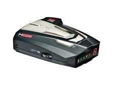 Cobra XRS888 RB Radar Laser Detector w/Voice Alerts Police Speed Safety 12 Band