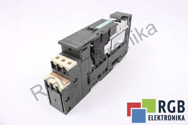 3RK1301-1BB00-0AA2 DS1-X ET200S ELEKTROMECHANICS LINE STARTER SIEMENS ID15459