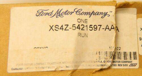 New OEM Ford 1999 Escort Run Door Glass Seal Strip XS4Z-5421597-AAA