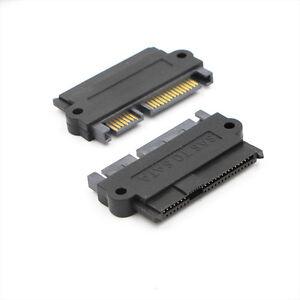 Universal-Black-hard-drive-HDD-Connectors-Card-adapter-SAS-29-Pin-to-SATA-22-Pin