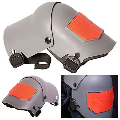 Protective Knee Pads With Straps Shells Safety Equipment Flexible Work Protector