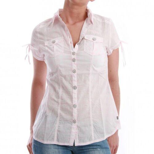 Bl020 Polvo M Mujer d Blusa Azulejos o YX55q