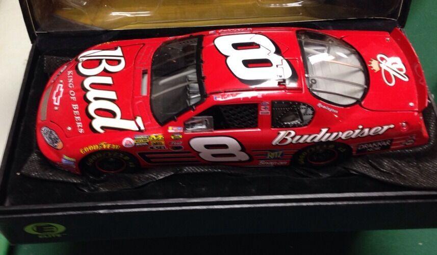 Nascar 1 24 Dale Earnhardt Jr Action 2004 Elite Bud 2791 of 5004