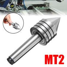 Mt2 Live Center Morse Taper Triple Bearing Lathe Centering Tool Cnc Precision Us