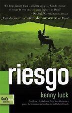 Riesgo (God's Man) (Spanish Edition)