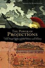 The Power of Projections: How Maps Reflect Global Politics and History-ExLibrary