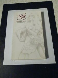 NEW-IN-BOX-LONGABERGER-034-HOPE-034-1994-POTTERY-ANGEL-COOKIE-MOLD-8-1-2-034-LENGTH