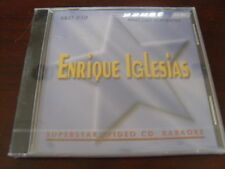 SUPERSTAR KARAOKE VIDEO CD VCD 850 ENRIQUE IGLESIAS MULTIPLEX 12 TRACKS SPANISH