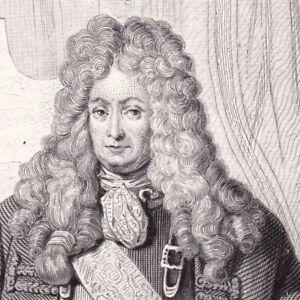 Portrait-XIX-Nicolas-Auguste-de-La-Baume-Marechal-Monterevel-Guerre-Devolution