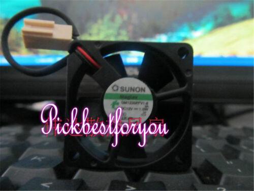 SUNON GM1235PFV1-8 GN DC12V 1.0W 3510 35x35x10MM Cooling Fan 2Wire #M4065 QL kc1