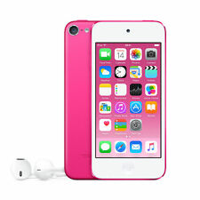 New Apple iPod touch 6th Generation Pink (32GB) (Latest Model) MKHQ2LL/A