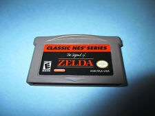 The Legend of Zelda Classic NES Series Game Boy Advance SP Game