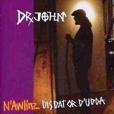 DR. JOHN N'awlinz Dis Dat or D'Udda, original issue CD, 2004, VG