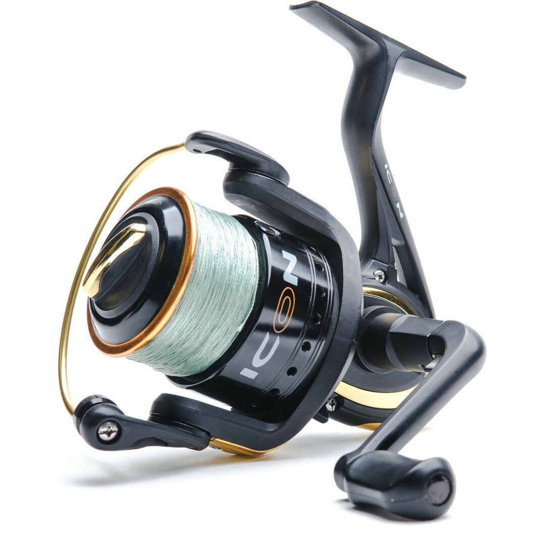 Leeda Icon 3000 Spin  Fixed Spool Reel  discount sales