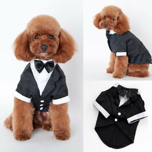 Small-Pet-Dog-Cat-Clothing-Prince-Wedding-Suit-Tuxedo-Bow-Tie-Puppy-Clothes-Coat