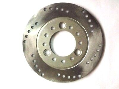 Check it out Front or Rear Disc Brake Rotor for GY6 150cc 250cc Gas Moped Scooter 4 Hole