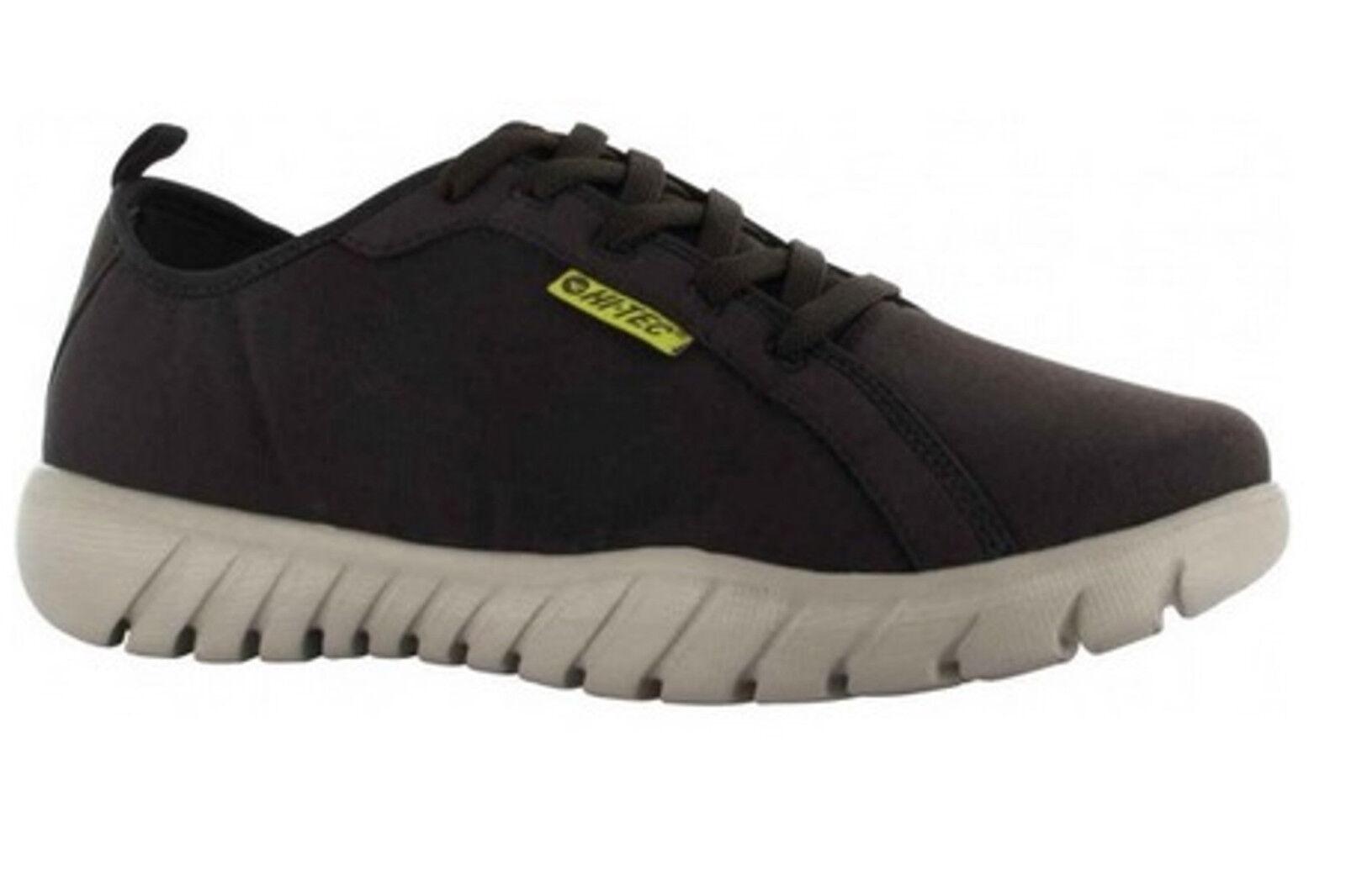 Hi-Tec Active Reco Lace Uomo Outdoor Casual  Shoes Brown US Size 12