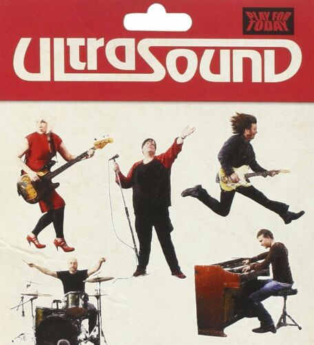 1 of 1 - Ultrasound-Play For Today CD   New
