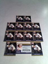 *****Bruce Lietzke*****  Lot of 46 cards.....4 DIFFERENT / Golf