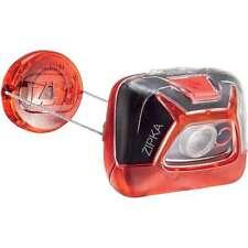 150 Lumen Spotlight Headlamp w// 2 Red LED Pivots 180 Degree 4 Stage Switch YLW