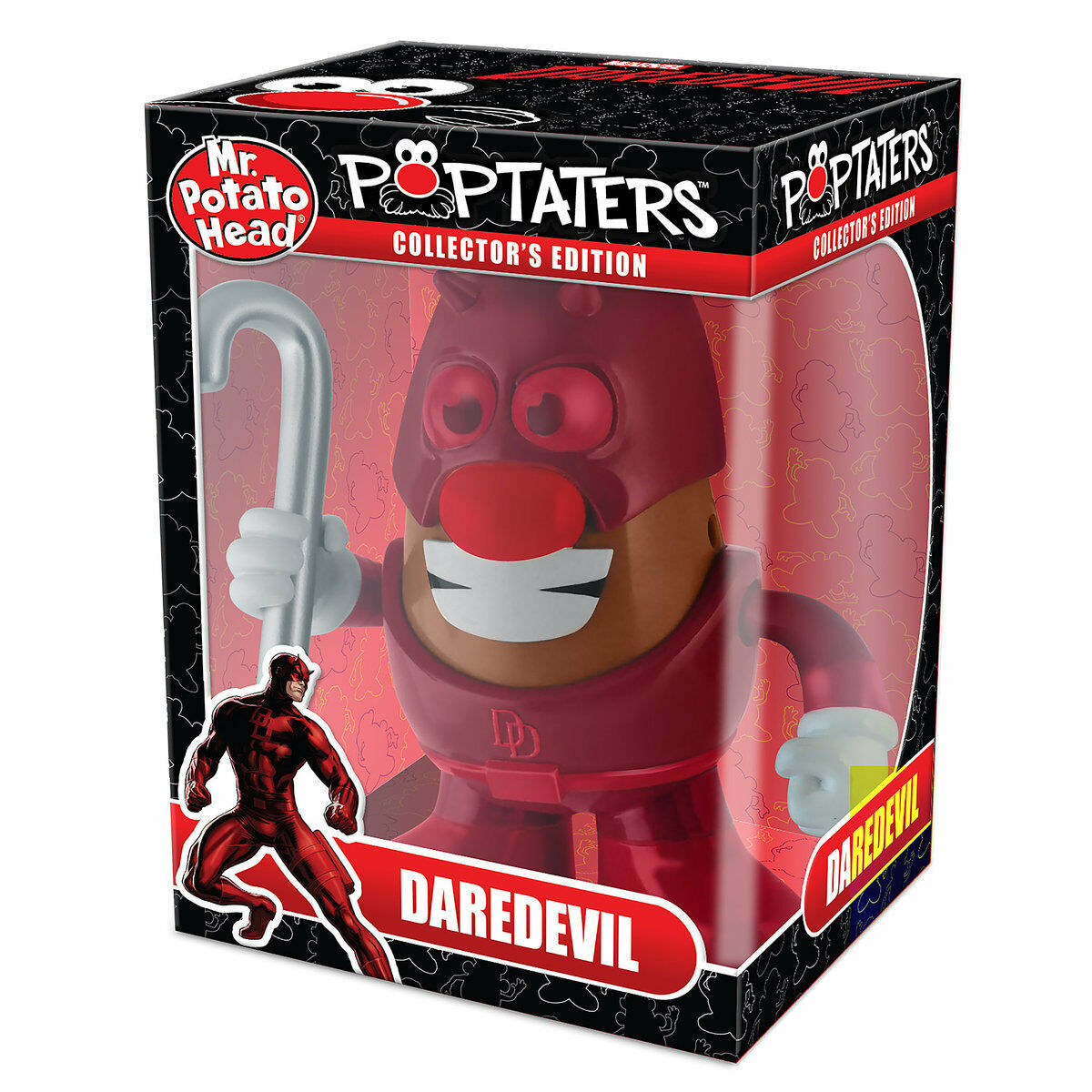 Mr. Potato Head POPTATER Daredevil Dare Devil NIB Potatohead