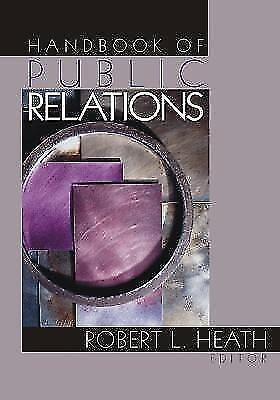 Handbook of Public Relations (2004, Taschenbuch)