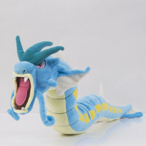 Pokemon Center Gyarados Plush Toy 23 inch Blue Stuffed Figure Animal Doll #130