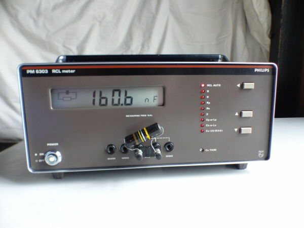 Fluke Pm6303a Automatic Rcl Meter T130637 For Sale Online