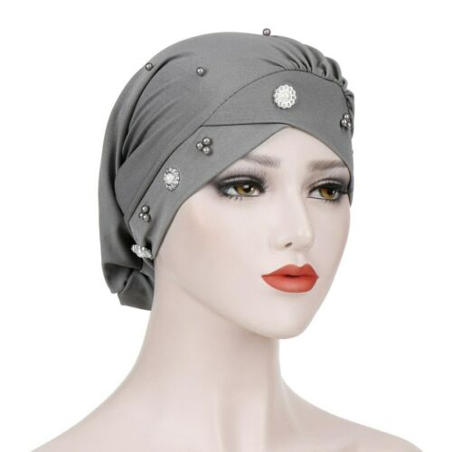 feitong Cap African Style Headwear Cap African Style Muslim Turban Hair Accessor