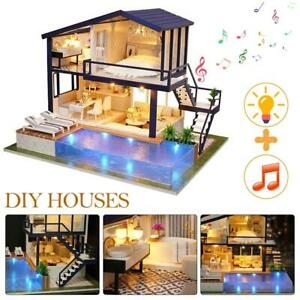 LED-DIY-Cottage-Hut-Mini-House-Doll-Wooden-Manual-Assembly-Holiday-Birthday-Gift