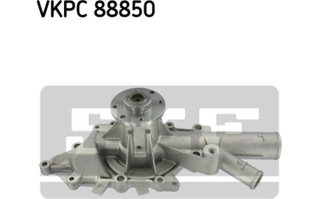 SKF Bomba de agua MERCEDES-BENZ SPRINTER CLASE G VKPC 88850