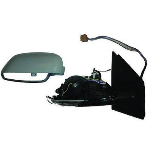 Specchio Specchietto retrovisore Sinistro VW POLO 9N3 05-09 elettrico riscaldabi