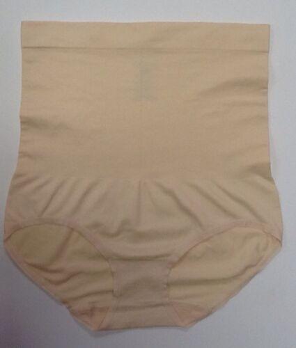 NWOT Yummie Tummie Shapewear HeatherThomson High Waisted Briefs Nude M L XL1X 2X