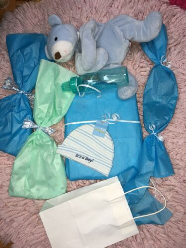 Reborn Silicone Baby Doll Shower Box Opening SuRpRiSe Boy Items Size Newborn