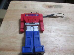 Vintage 1985 Radio Shack Transformer Robot RADIO BOT Transistor AM Radio
