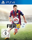 FIFA 15 (Sony PlayStation 4, 2014, DVD-Box)