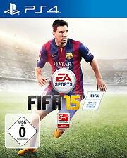 FIFA 15 (Sony PlayStation 4, 2014, DVD-Box)