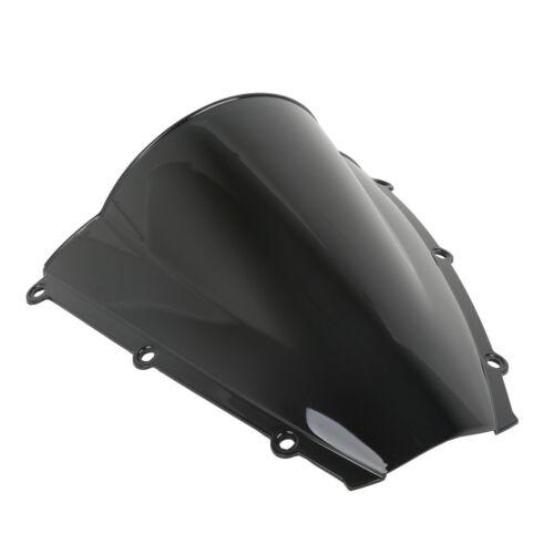 Dual Bubble Windscreen Windshield For Honda CBR600RR CBR 600 RR F5 2003-2004