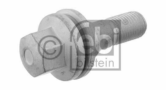 Boulon Vis de roue - FEBI BILSTEIN 29208 pour PEUGEOT 206 3/5 port 1.4 i 75 CH