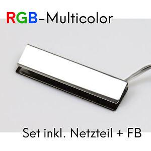 LED-RGB-Glaskantenbeleuchtung-Glasbodenbeleuchtung-Vitrinenbeleuchtung-Clip-Glas